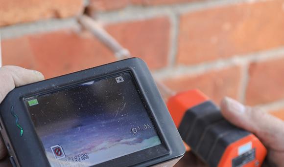 Endoscope Surveying