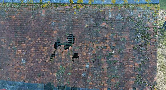 Drone Survey - Defects